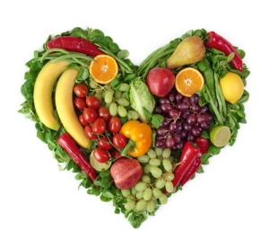 heart veggies