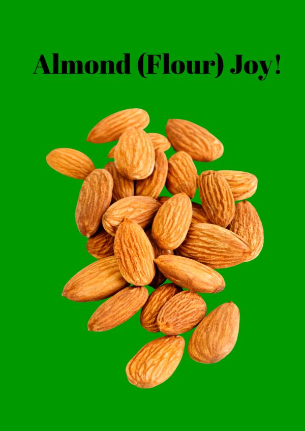 Almond (Flour) Joy