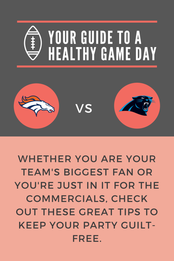your guide to a healthy game day